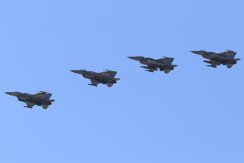 4042 - Poland - Air Force Lockheed Martin F-16C block 52+ Jastrząb