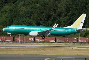 N1786B - China Eastern Airlines Boeing 737-800