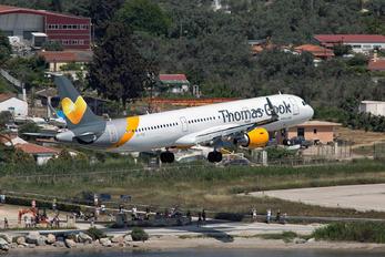 OY-TCI - Thomas Cook Scandinavia Airbus A321