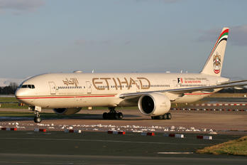 A6-ETG - Etihad Airways Boeing 777-300ER