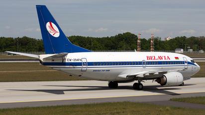 EW-294PA - Belavia Boeing 737-500