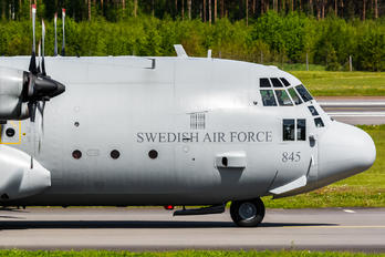 84005 - Sweden - Air Force Lockheed Tp84 Hercules