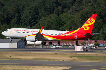 B-1799 - Hainan Airlines Boeing 737-800
