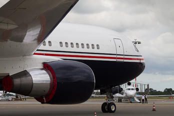 N2767 - Private Boeing 767-200ER