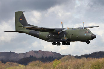 51+09 - Germany - Air Force Transall C-160D
