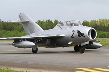 N104CJ - Private Mikoyan-Gurevich MiG-15 UTI