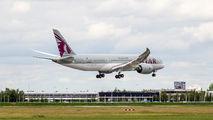 A7-BCG - Qatar Airways Boeing 787-8 Dreamliner aircraft