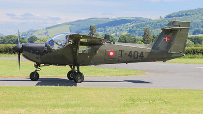 T-404 - Denmark - Air Force SAAB MFI T-17 Supporter