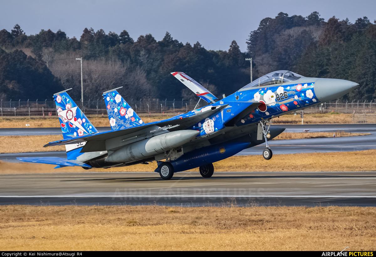 Japan - Air Self Defence Force 32-8826 aircraft at Ibaraki - Hyakuri AB