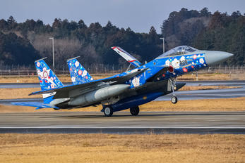 32-8826 - Japan - Air Self Defence Force Mitsubishi F-15J