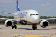 EI-DPJ - Ryanair Boeing 737-800 aircraft