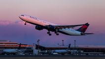N809NW - Delta Air Lines Airbus A330-300 aircraft