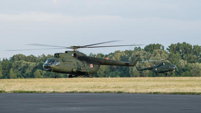 608 - Poland - Air Force Mil Mi-8T