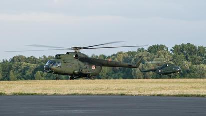 608 - Poland - Air Force Mil Mi-8T