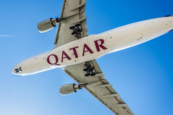 A7-ACI - Qatar Airways Airbus A330-200