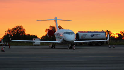 N782BJ - Private Bombardier BD-100 Challenger 300 series