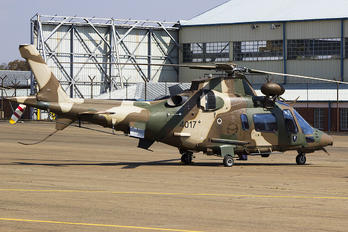 4017 - South Africa - Air Force Agusta / Agusta-Bell A 109LUH