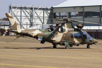 4017 - South Africa - Air Force Agusta / Agusta-Bell A 109LUH