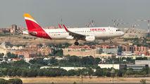 EC-MDK - Iberia Airbus A320 aircraft
