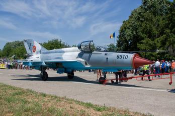 6010 - Romania - Air Force Mikoyan-Gurevich MiG-21 LanceR C