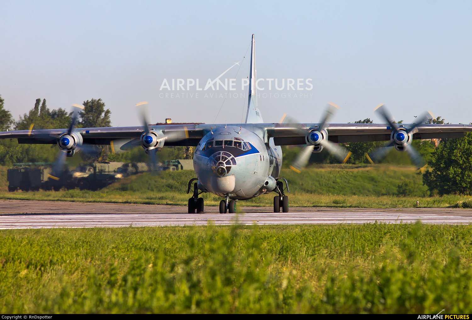 Russia - Air Force 25 aircraft at Rostov-on-Don
