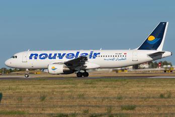 TS-INP - Nouvelair Airbus A320