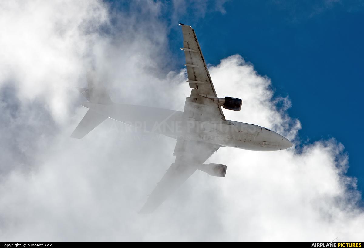 Tarom YR-LCA aircraft at Amsterdam - Schiphol
