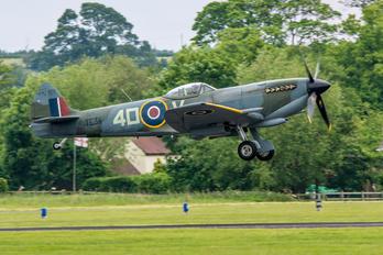 "TE311 - Royal Air Force ""Battle of Britain Memorial Flight&quot Supermarine Spitfire"
