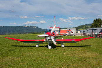 D-EBHA - Private Robin DR.400 series