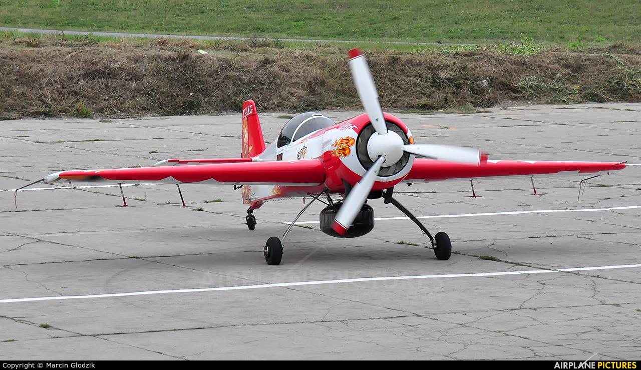 Private LY-AKG aircraft at Kraków, Rakowice Czyżyny - Museum of Polish Aviation