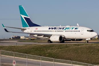 C-FGWJ - WestJet Airlines Boeing 737-700