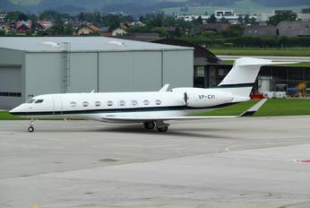 VP-CVI - Private Gulfstream Aerospace G650, G650ER