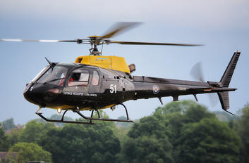 ZJ251 - Royal Air Force Aerospatiale AS350 Squirrel HT.1 & 2