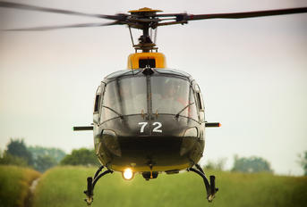 ZJ272 - Royal Air Force Eurocopter AS350 Ecureuil / Squirrel