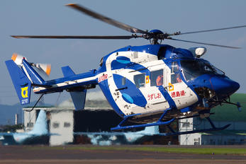 JA109R - Japan - Fire and Disaster Management Agency MBB BK-117