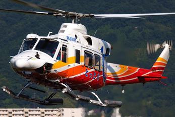 JA31TT - Japan - Fire and Disaster Management Agency Bell 412EP
