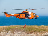 EC-MCR - Spain - Coast Guard Eurocopter EC225 Super Puma aircraft