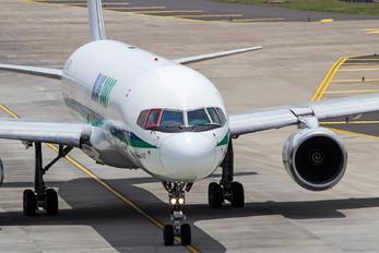 VT-BDM - Blue Dart Aviation Boeing 757-200F