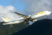 D-AALC - AeroLogic Boeing 777F aircraft