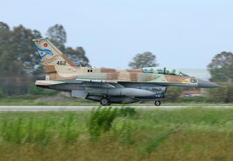 462 - Israel - Defence Force Lockheed Martin F-16I Sufa