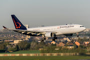 OO-SFU - Brussels Airlines Airbus A330-200 aircraft