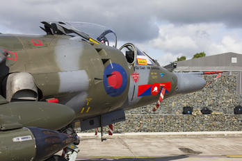 XZ991 - Royal Air Force British Aerospace Harrier GR.3