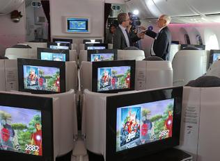 A7-BCV - Qatar Airways Boeing 787-8 Dreamliner