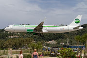 D-ASTD - Germania Airbus A321 aircraft