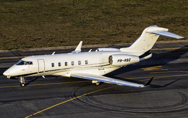 PR-RBZ - Private Bombardier BD-100 Challenger 300 series