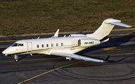 PR-RBZ - Private Bombardier BD-100 Challenger 300 series aircraft