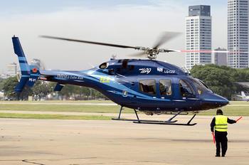 LQ-CZZ - Argentina - Police Bell 429