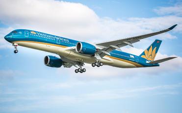 F-WZFI - Vietnam Airlines Airbus A350-900