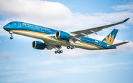 F-WZFI - Vietnam Airlines Airbus A350-900 aircraft
