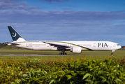 AP-BID - PIA - Pakistan International Airlines Boeing 777-300ER aircraft